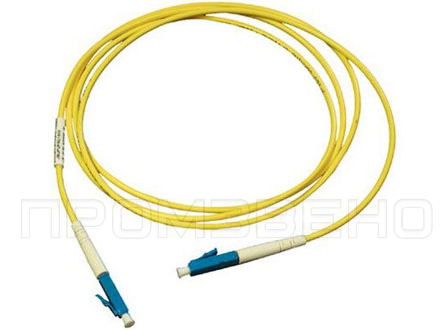 Купить Кабель патч-корд волоконно-оптический Vimcom LC-LC Simplex 6m в мага